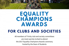 EQUALITY CHAMPIONS AWARDS