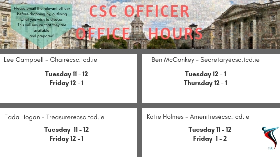 2019 CSC OFFICER OFFICE HOURS updated (8)