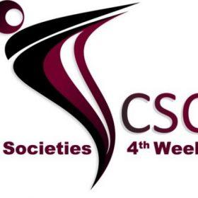 Fourth week logo