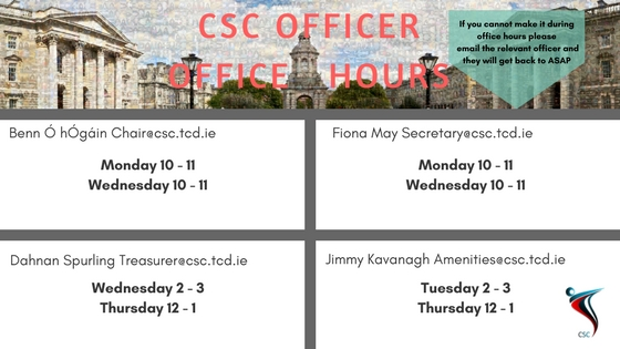 CSC OFFICEROFFICE HOURS (1)