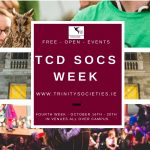 Copy of TCD Socs week