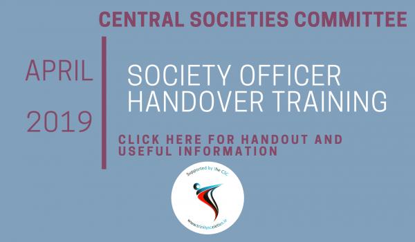 handover training 19