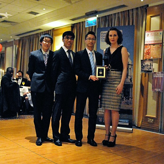 Most Improved Society Chinese Society