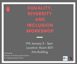 Equality Training 2018