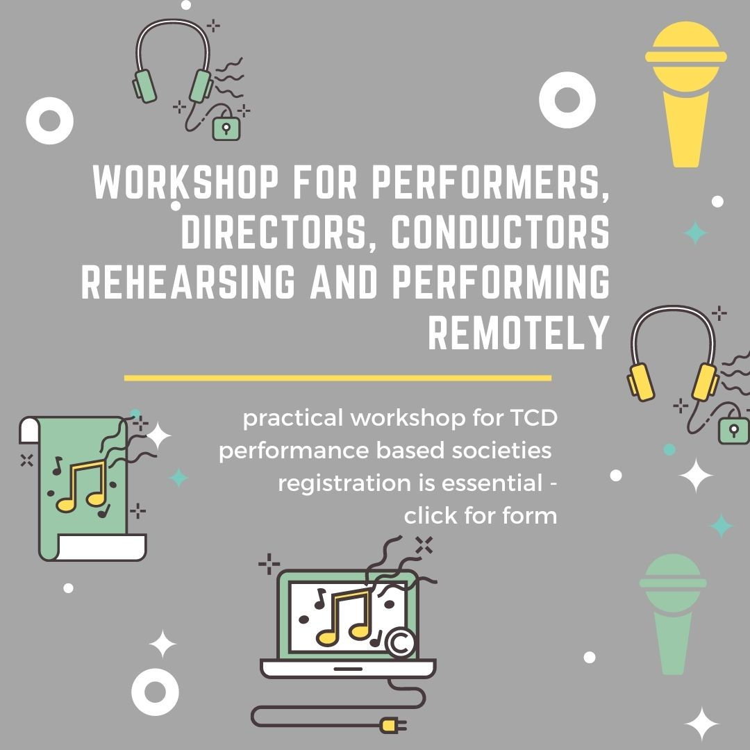 site workshop for conductors and singers using virtual platforms
