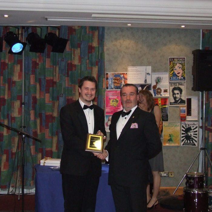 Best Individual 2007 TFM