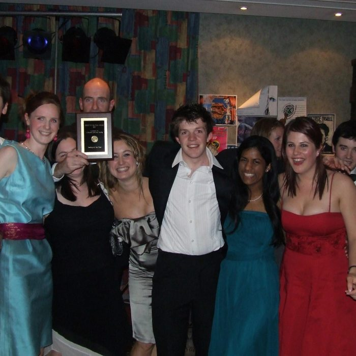 Best Overall Society 2007 Orch Soc