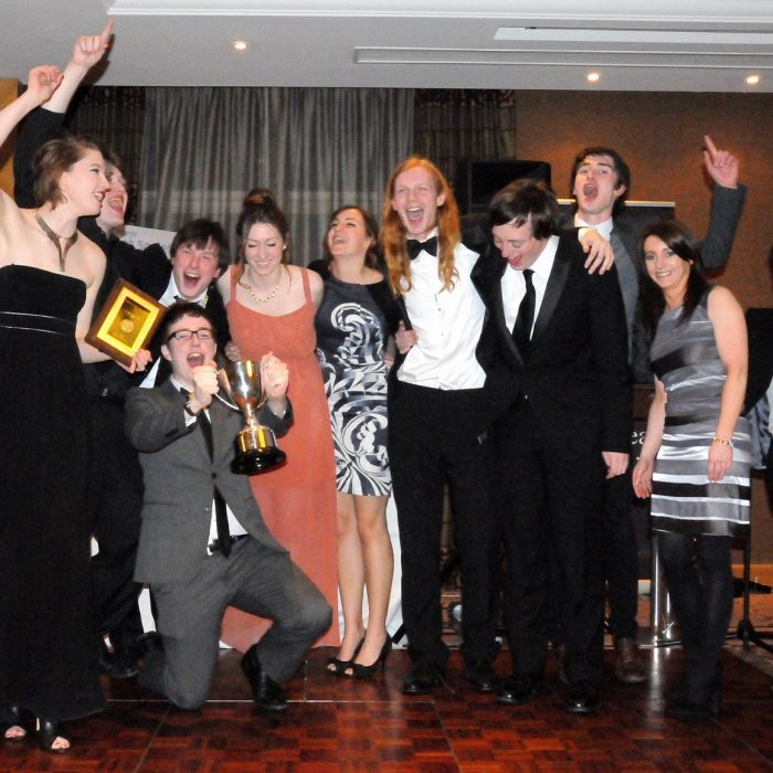 Trinity Orchestra Best Overall Society