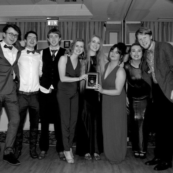 Trad Soc - Society's Choice award