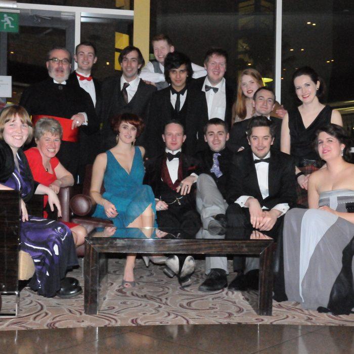 The CSC Exec 2012